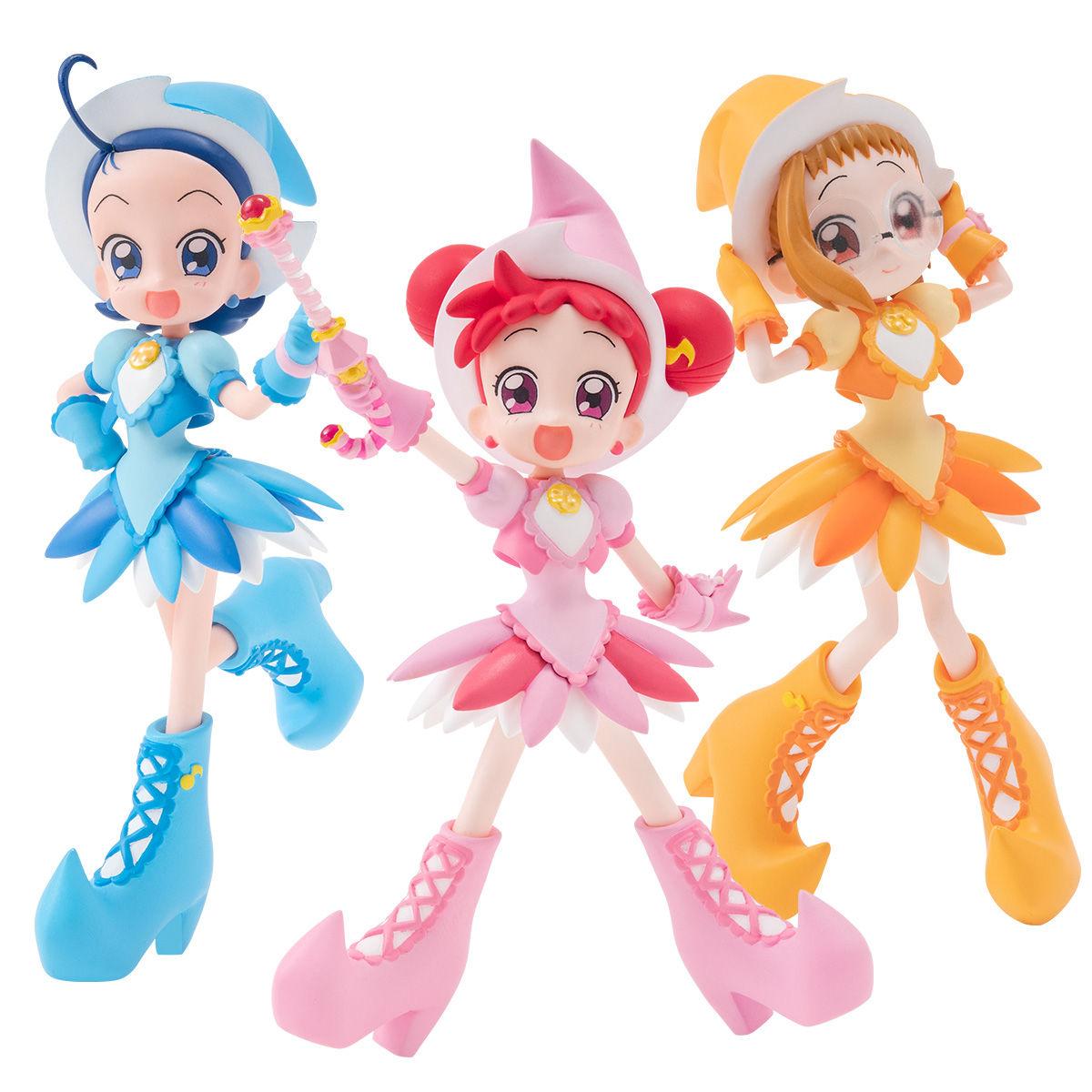 【限定販売】HG GIRLS『おジャ魔女どれみセット』3体セット-001