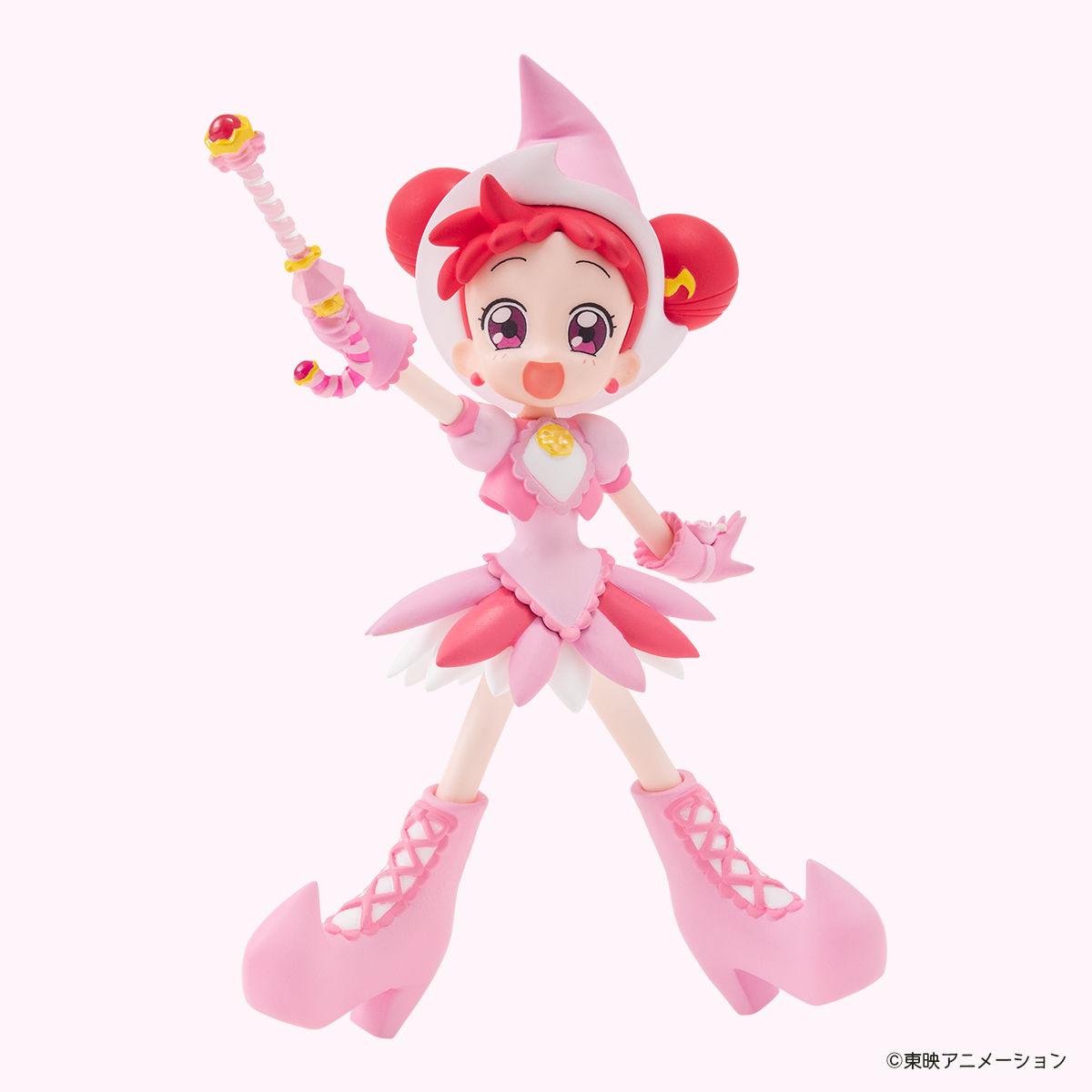 【限定販売】HG GIRLS『おジャ魔女どれみセット』3体セット-002