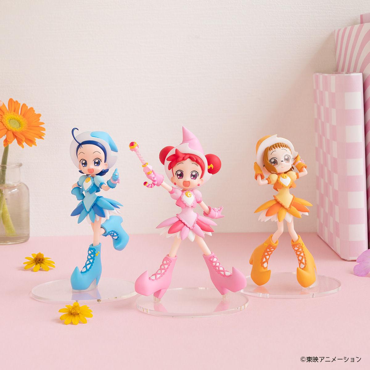 【限定販売】HG GIRLS『おジャ魔女どれみセット』3体セット-008