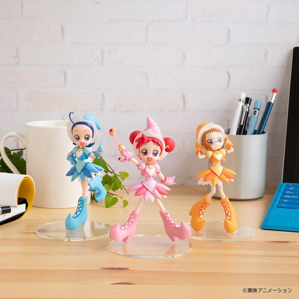 【限定販売】HG GIRLS『おジャ魔女どれみセット』3体セット-009