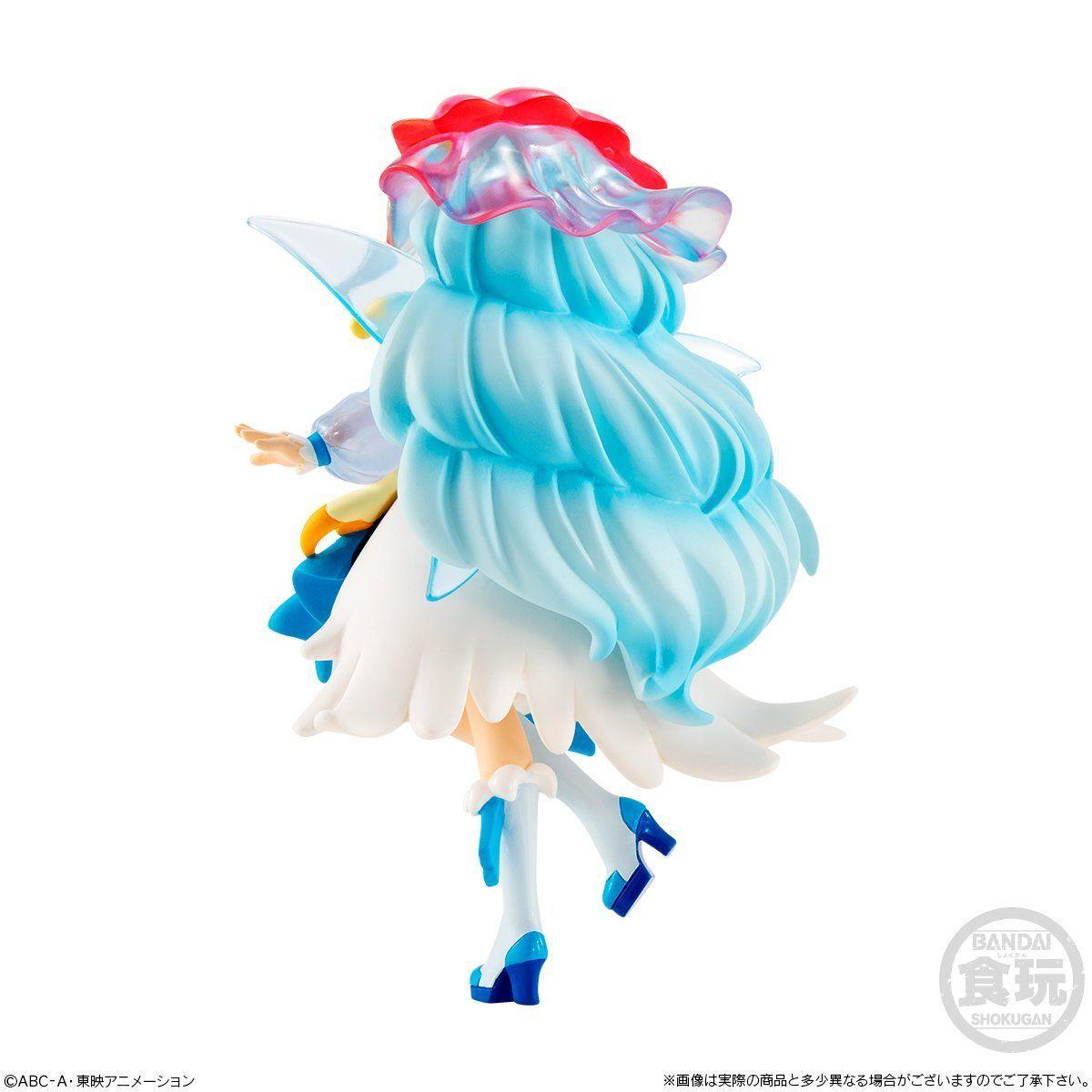 【限定販売】【食玩】HUGっと!プリキュア『キュアアンジュ&キュアエトワール』 トレーディング・フィギュア-003