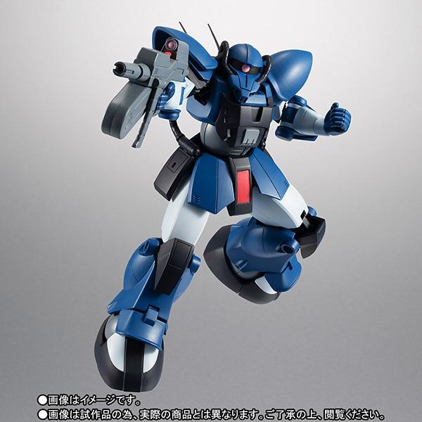 【限定販売】ROBOT魂〈SIDE MS〉『MS-11 アクト・ザク ver. A.N.I.M.E.』可動フィギュア