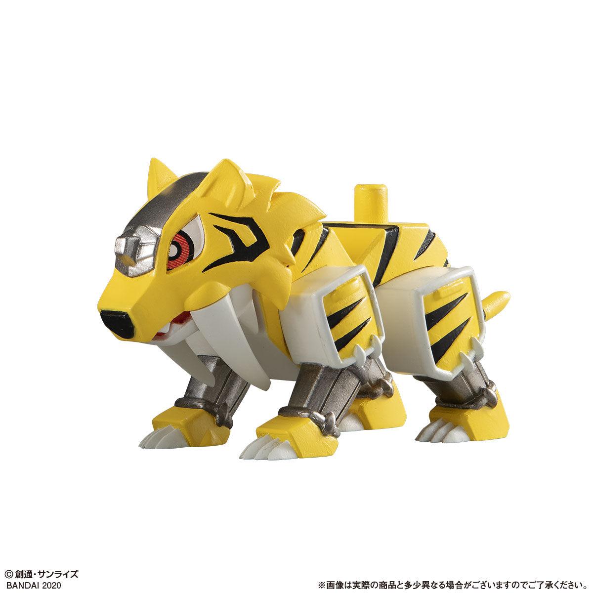 【限定販売】ガシャポン戦士f  EX07『将頑駄無』SD戦国伝  デフォルメ可動フィギュア-002