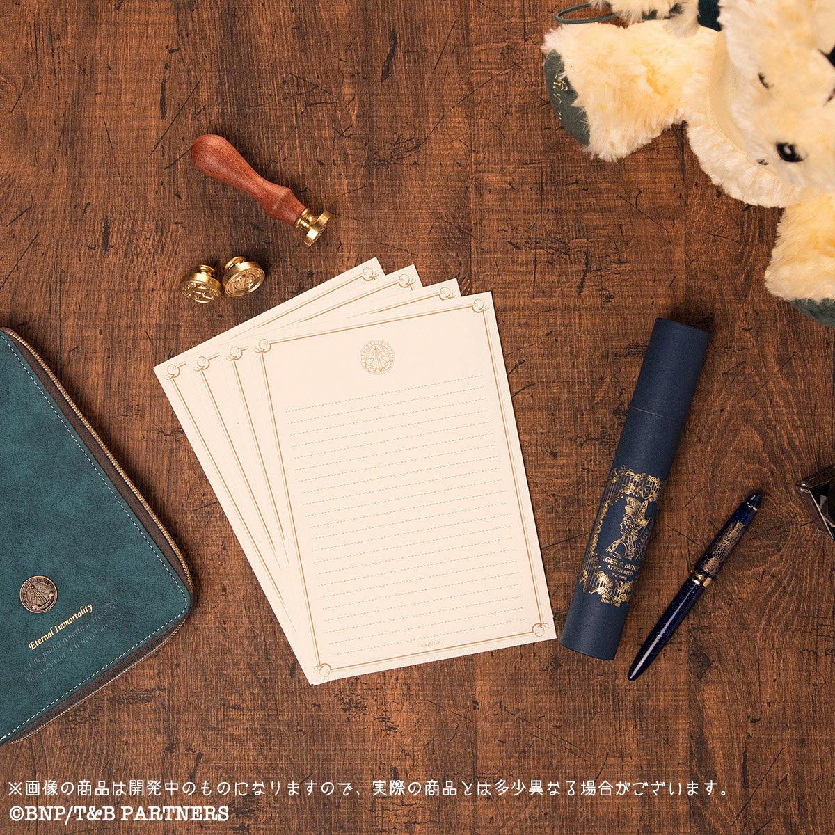 【限定販売】タイバニ『グリーティングレター with TIGER & BUNNY』TIGER & BUNNY ぬいぐるみ-002