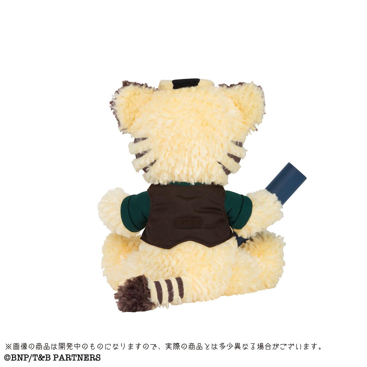 【限定販売】タイバニ『グリーティングレター with TIGER & BUNNY』TIGER & BUNNY ぬいぐるみ-005