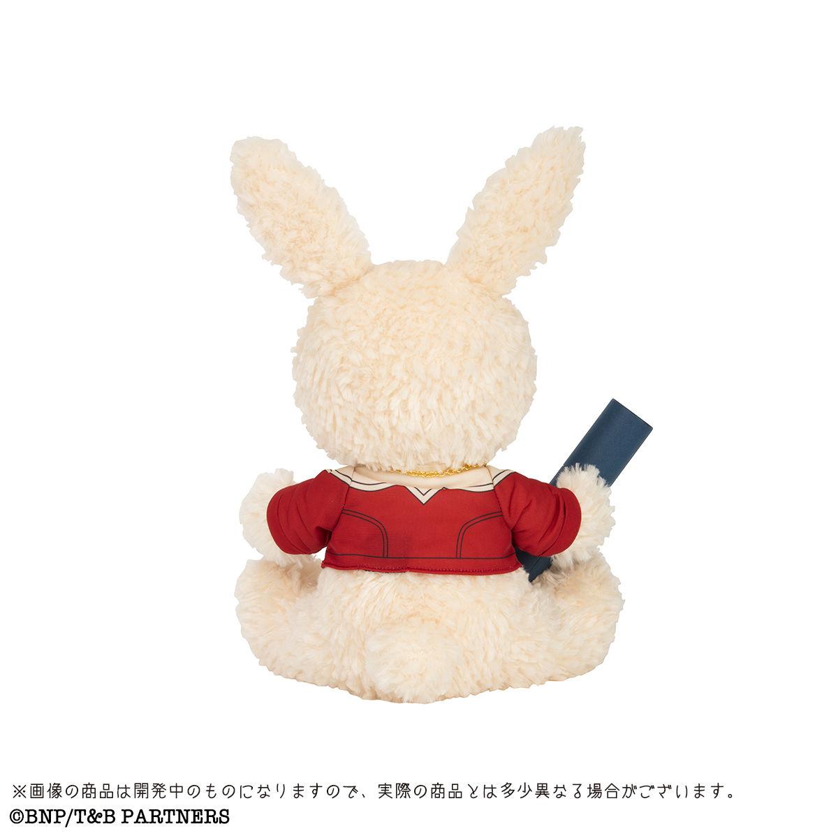 【限定販売】タイバニ『グリーティングレター with TIGER & BUNNY』TIGER & BUNNY ぬいぐるみ-006