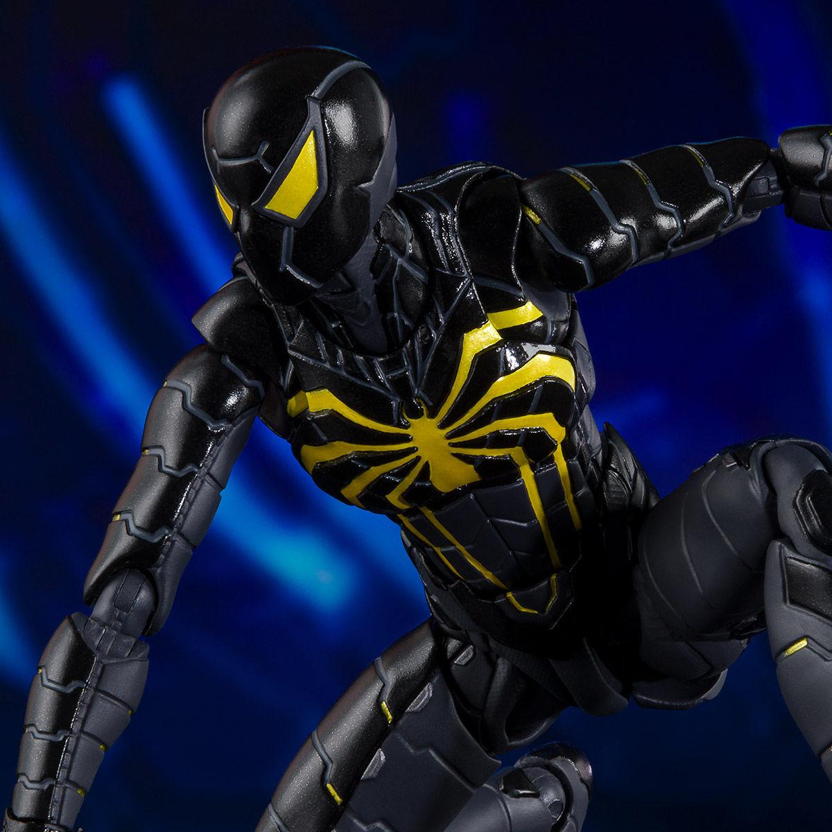 【限定販売】S.H.Figuarts『スパイダーマン アンチオック・スーツ(Marvel's Spider-Man)』アクションフィギュア-001