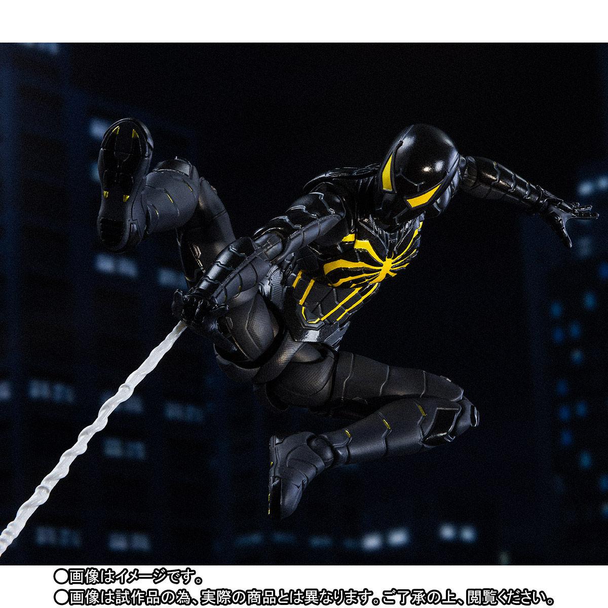 【限定販売】S.H.Figuarts『スパイダーマン アンチオック・スーツ(Marvel's Spider-Man)』アクションフィギュア-009