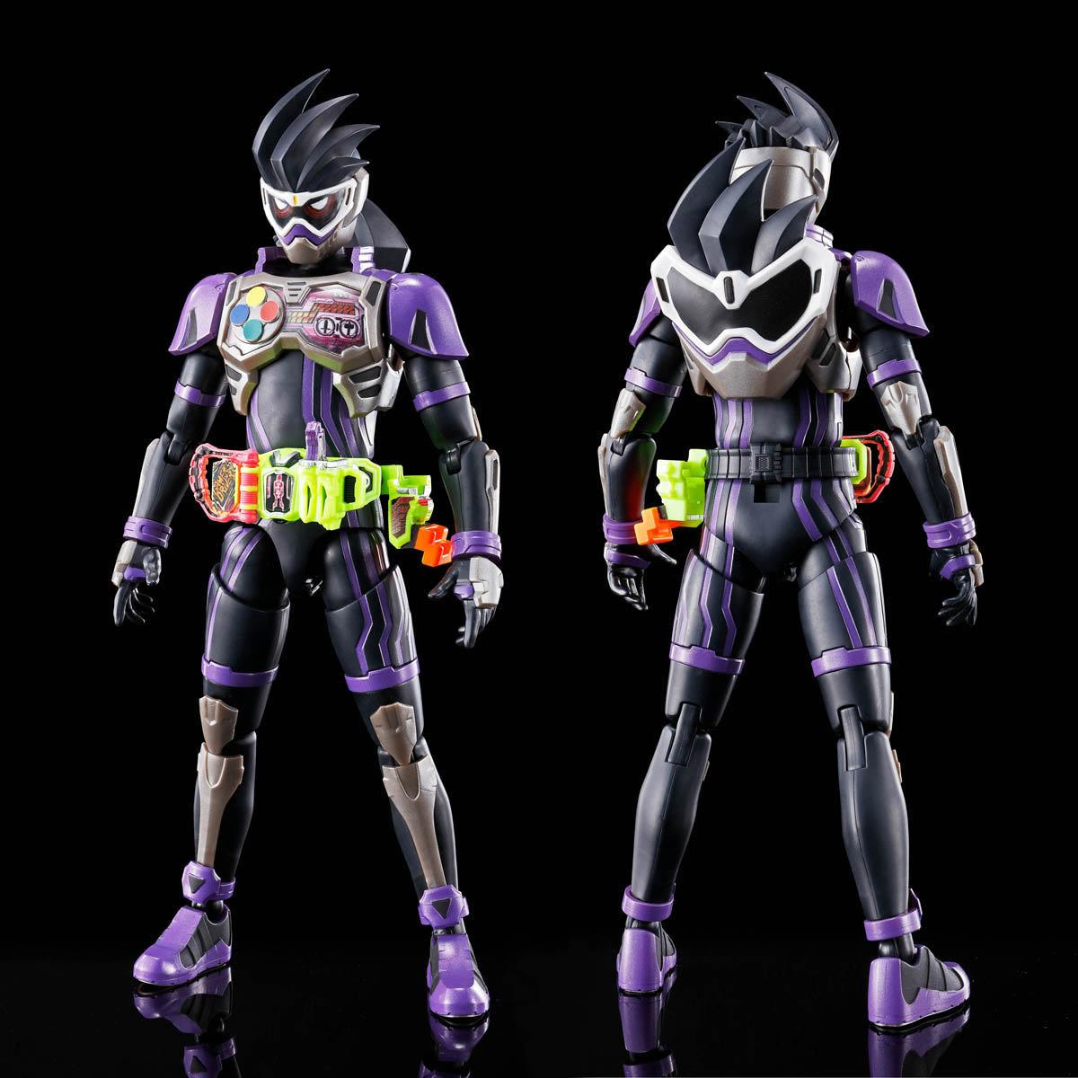 【限定販売】Figure-rise Standard『仮面ライダーゲンム アクションゲーマー レベル2』プラモデル-002
