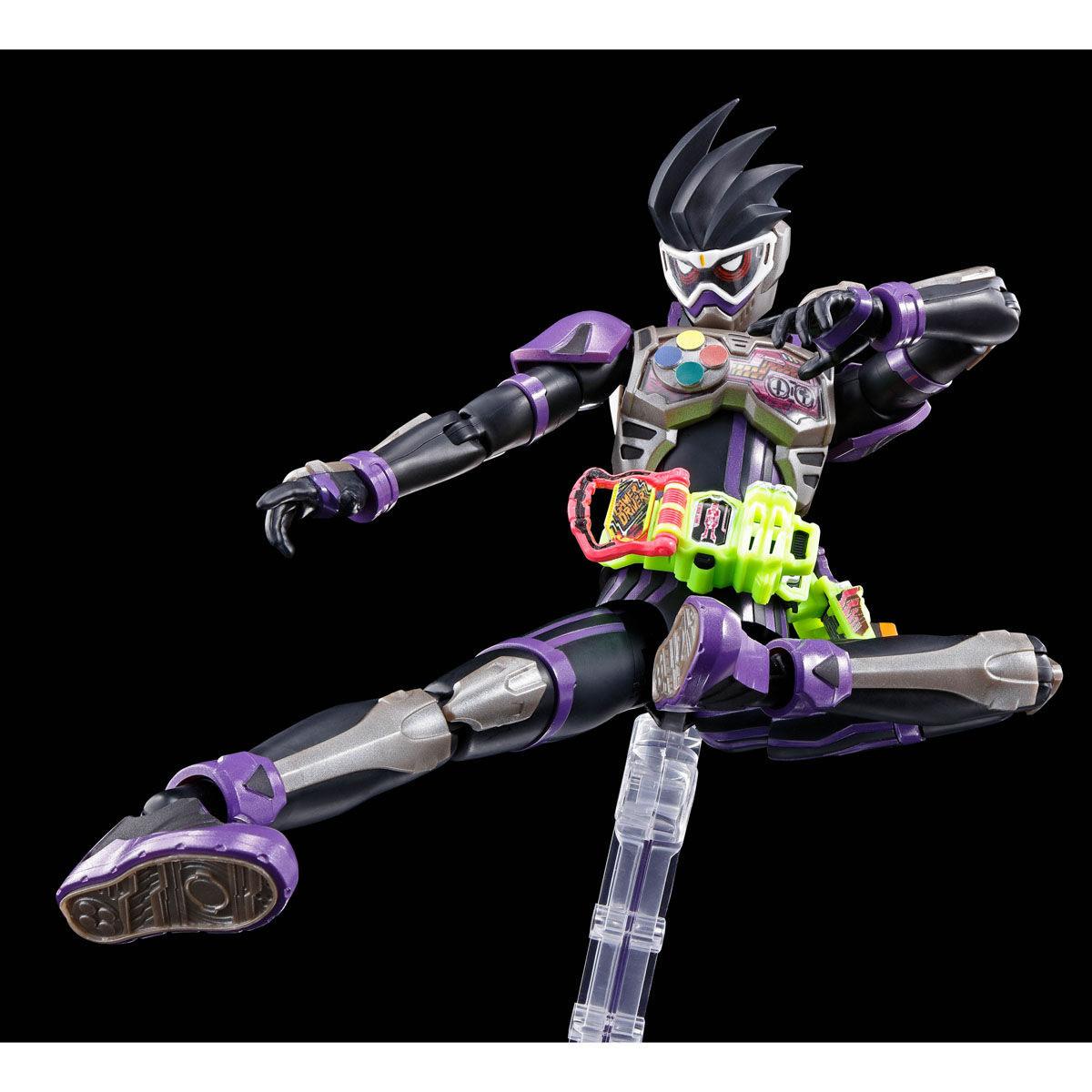 【限定販売】Figure-rise Standard『仮面ライダーゲンム アクションゲーマー レベル2』プラモデル-006