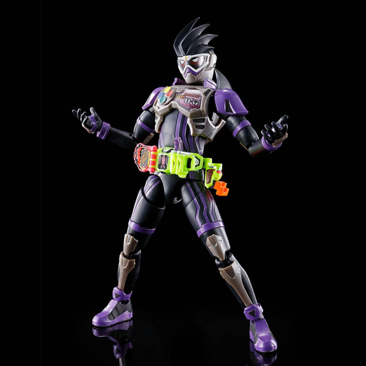 【限定販売】Figure-rise Standard『仮面ライダーゲンム アクションゲーマー レベル2』プラモデル-007