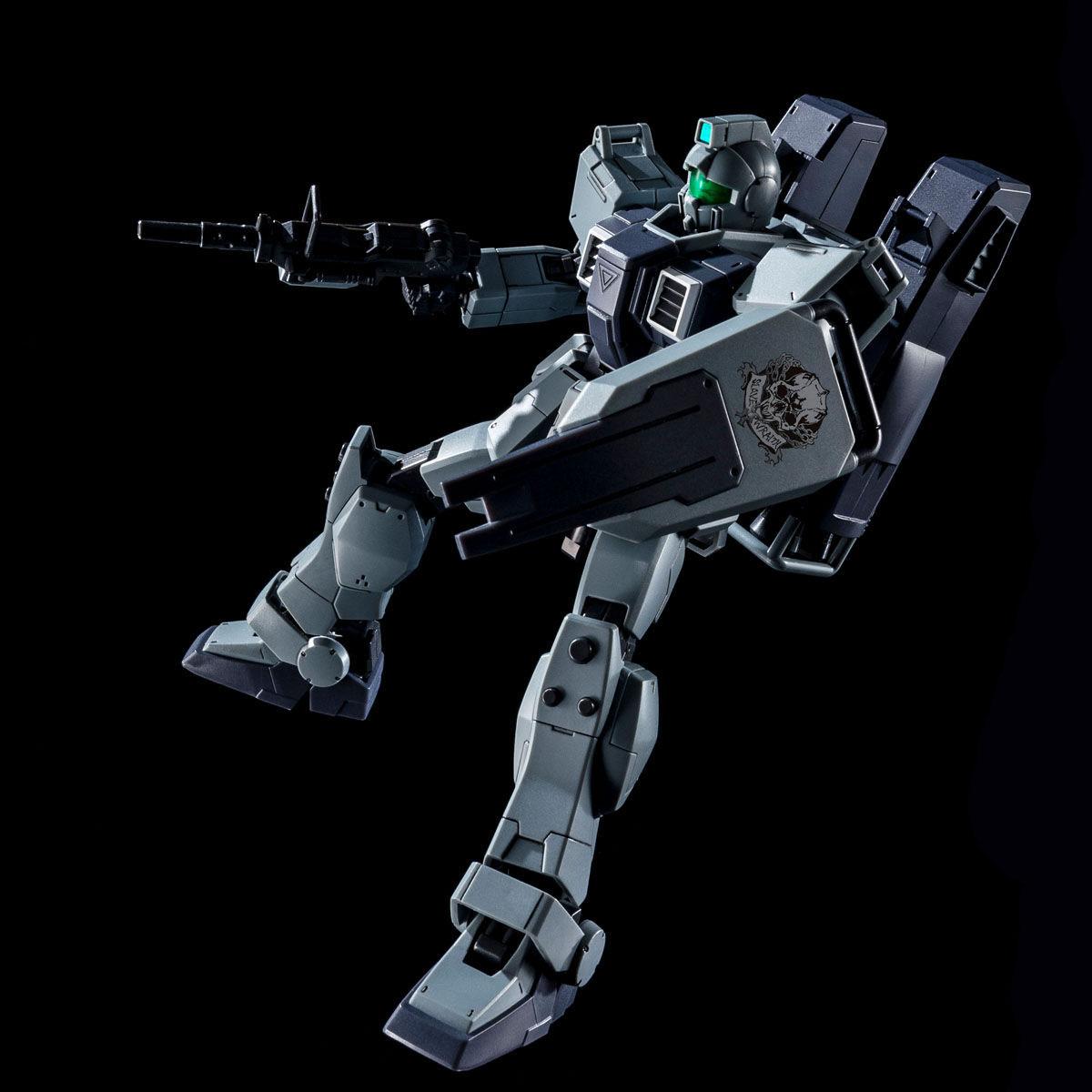 【限定販売】HG 1/144『陸戦型ジム(スレイヴ・レイス隊仕様)(パラシュート・パック仕様)』プラモデル-003