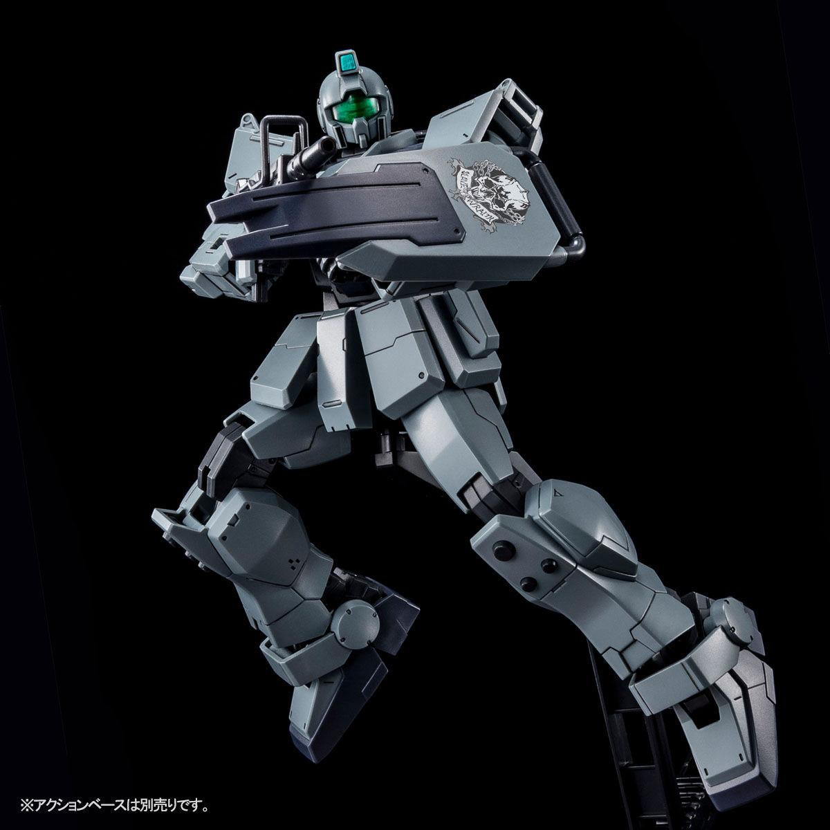 【限定販売】HG 1/144『陸戦型ジム(スレイヴ・レイス隊仕様)(パラシュート・パック仕様)』プラモデル-004