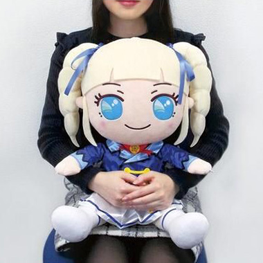 【限定販売】PCクッション『アイカツ!ユリカちゃん』藤堂ユリカ ぬいぐるみ
