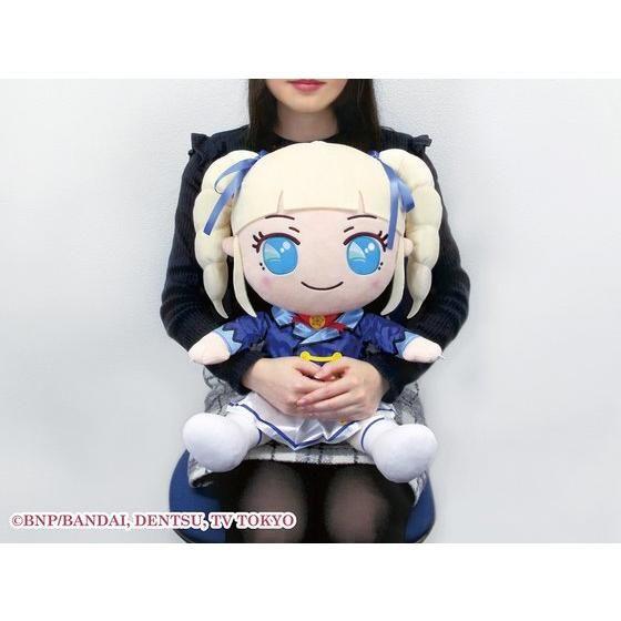 【限定販売】PCクッション『アイカツ!ユリカちゃん』藤堂ユリカ ぬいぐるみ-002