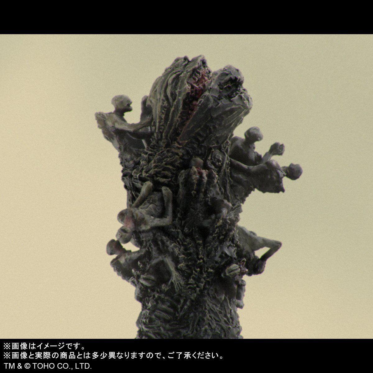 東宝大怪獣シリーズ『ゴジラ(2016)凍結Ver.』シン・ゴジラ 完成品フィギュア-003
