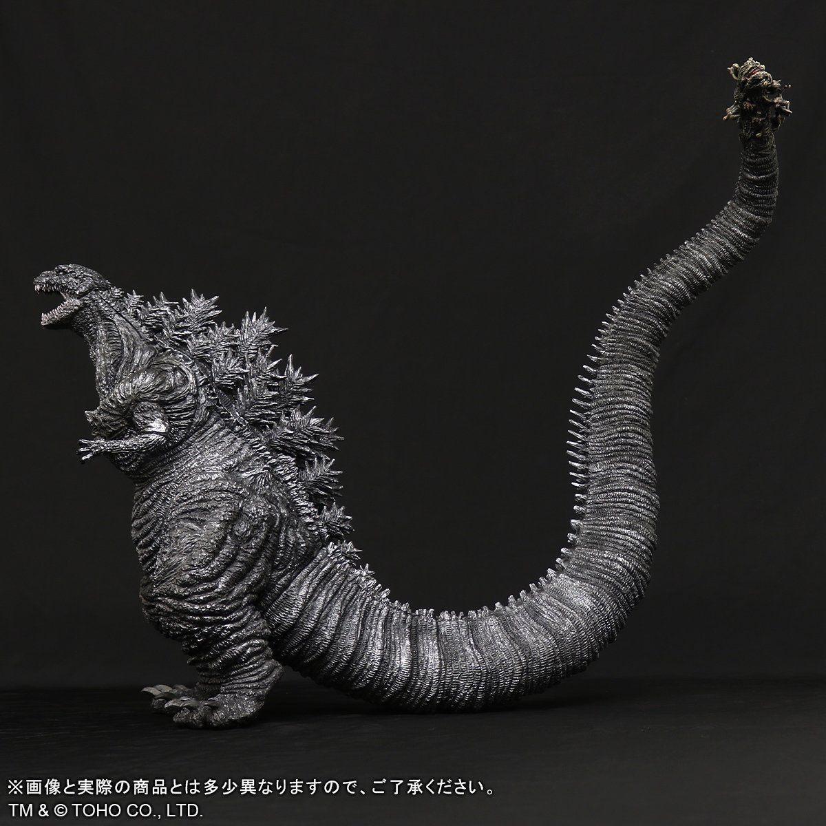 東宝大怪獣シリーズ『ゴジラ(2016)凍結Ver.』シン・ゴジラ 完成品フィギュア-005