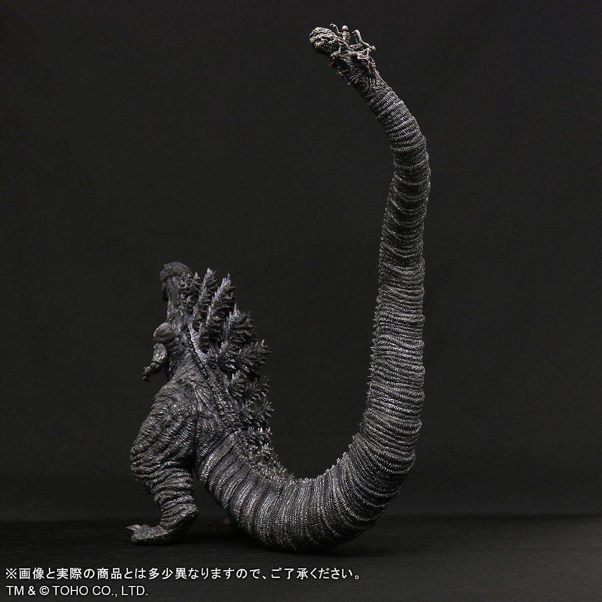 東宝大怪獣シリーズ『ゴジラ(2016)凍結Ver.』シン・ゴジラ 完成品フィギュア-006