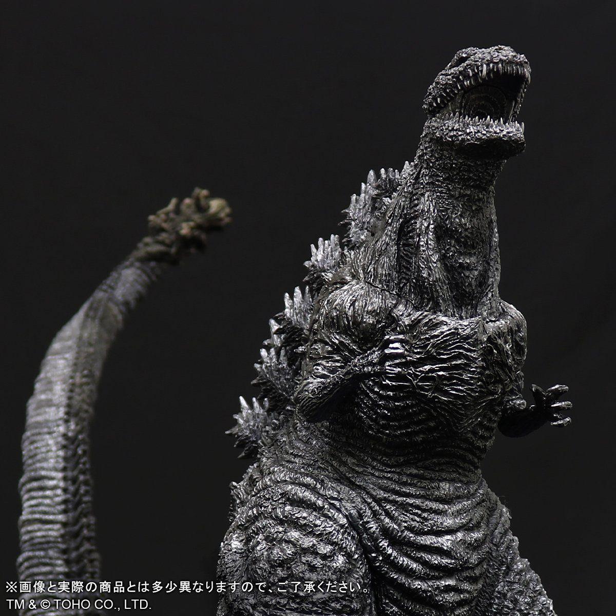 東宝大怪獣シリーズ『ゴジラ(2016)凍結Ver.』シン・ゴジラ 完成品フィギュア-007