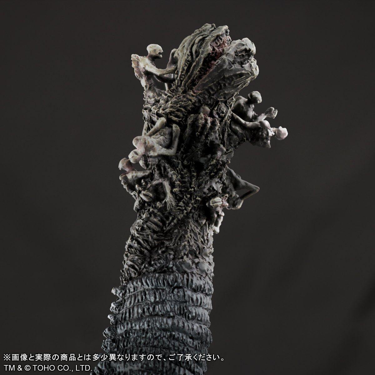 東宝大怪獣シリーズ『ゴジラ(2016)凍結Ver.』シン・ゴジラ 完成品フィギュア-008