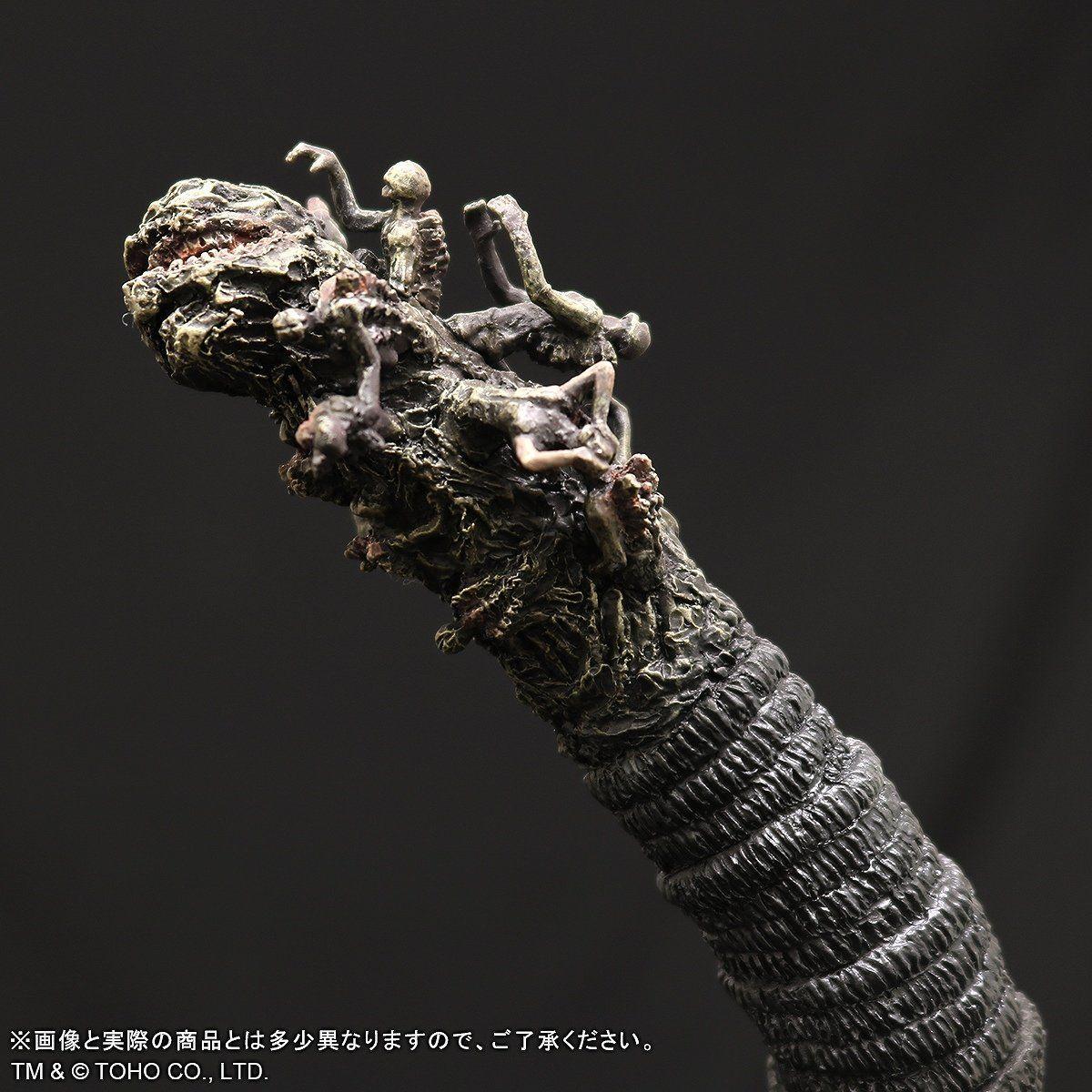 東宝大怪獣シリーズ『ゴジラ(2016)凍結Ver.』シン・ゴジラ 完成品フィギュア-009