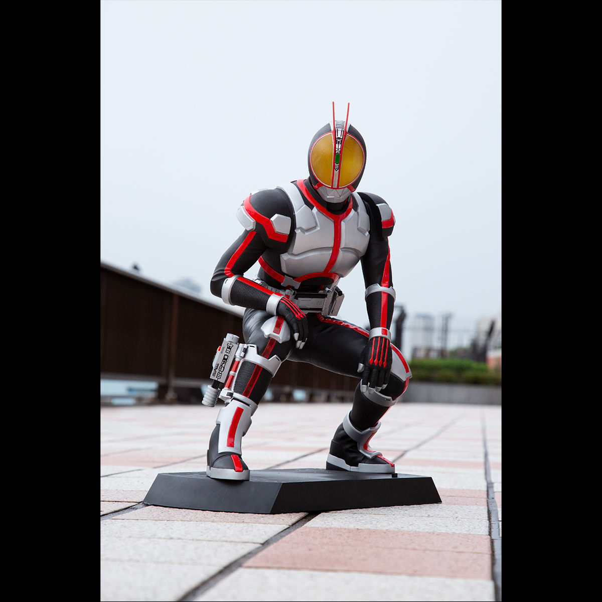 Ultimate Article『仮面ライダーファイズ』仮面ライダー555 完成品フィギュア-009