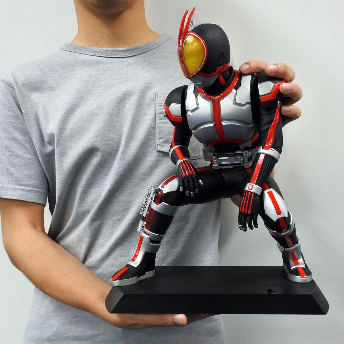 Ultimate Article『仮面ライダーファイズ』仮面ライダー555 完成品フィギュア-010