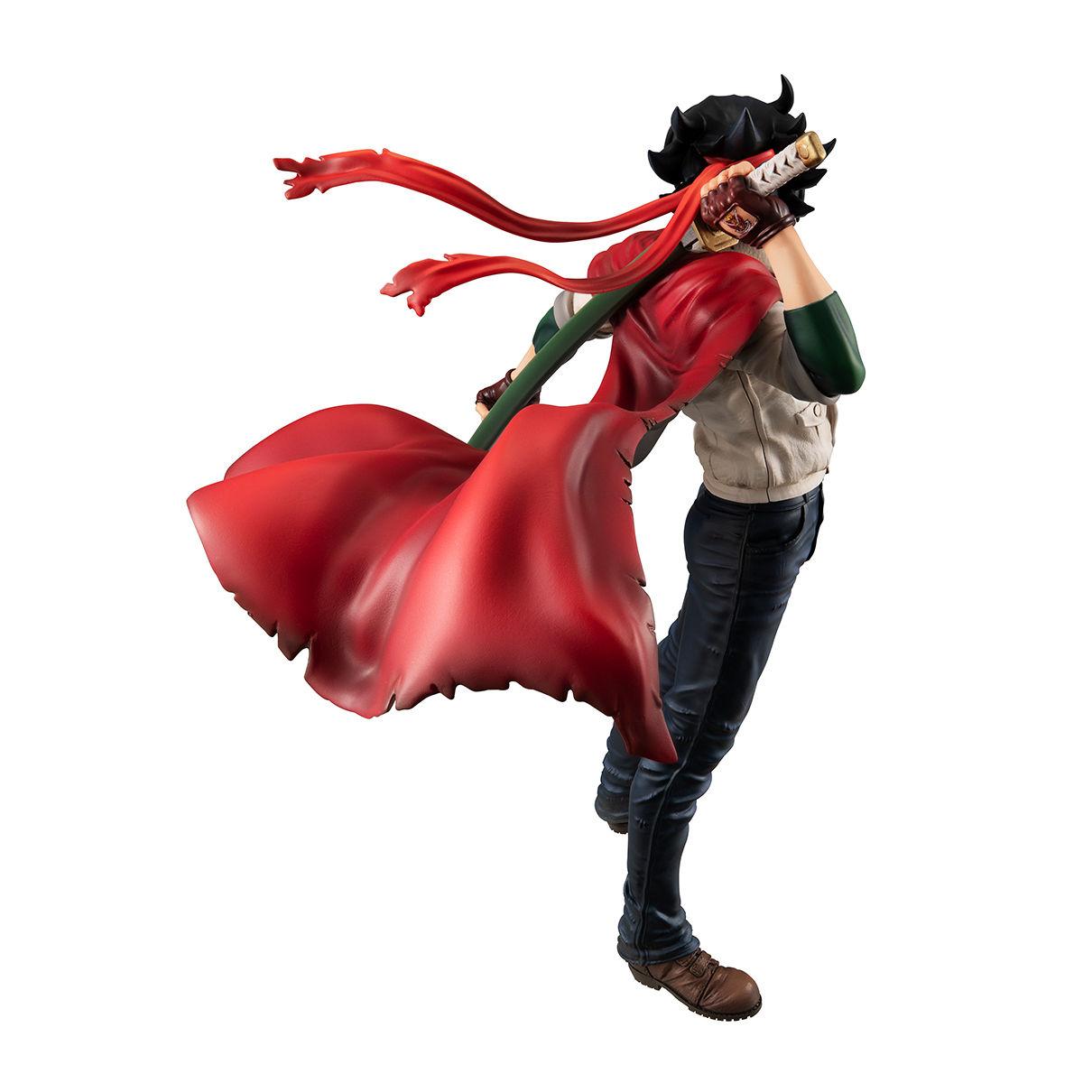 GGG『ドモン・カッシュ』機動武闘伝Gガンダム 完成品フィギュア-008