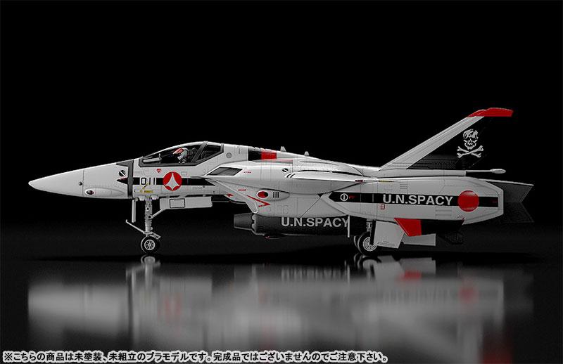 PLAMAX MF-45 minimum factory『VF-1 ファイター バルキリー』1/20 プラモデル-006
