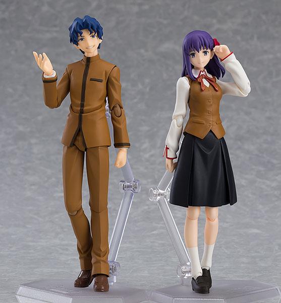 figma『間桐慎二&間桐桜』Fate/stay night 可動フィギュア