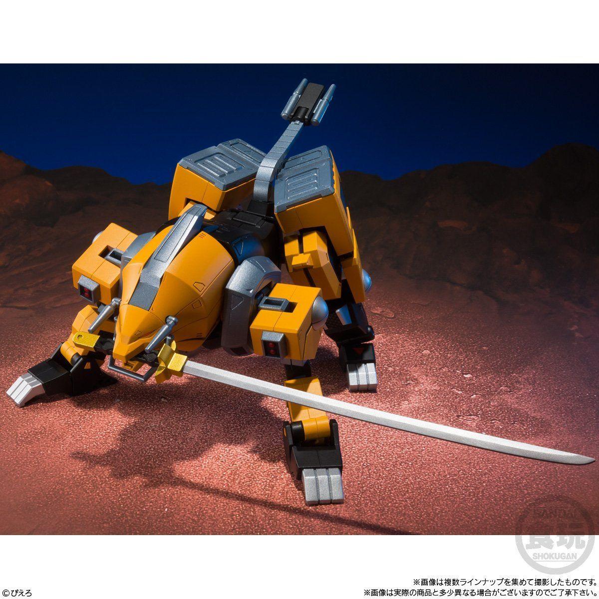 【食玩】スーパーミニプラ『忍者戦士 飛影Vol.1(3個入)』プラモデル-006