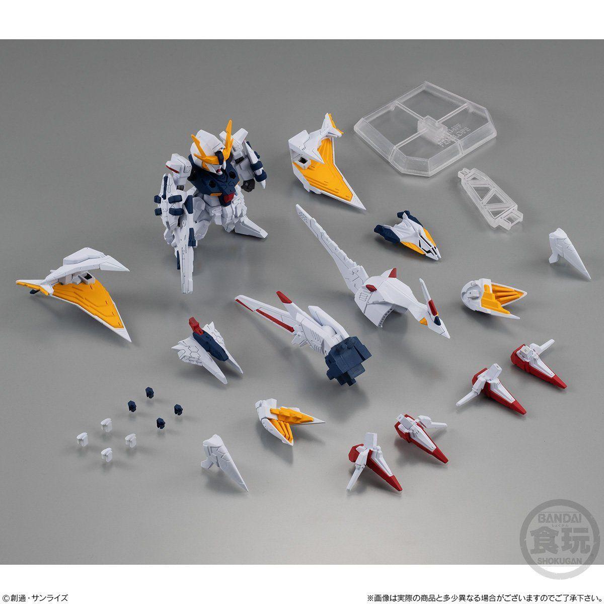 【食玩】FW GUNDAM CONVERGE『EX30 ペーネロペー』閃光のハサウェイ 食玩フィギュア-008
