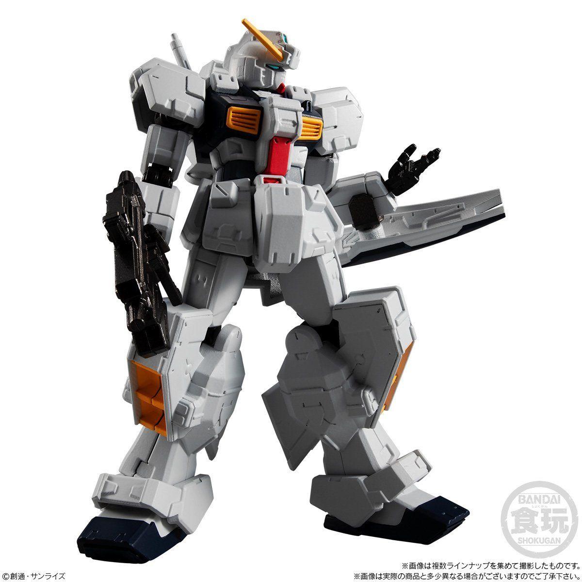 【食玩】機動戦士ガンダム『Gフレーム09』可動フィギュア 10個入りBOX-005