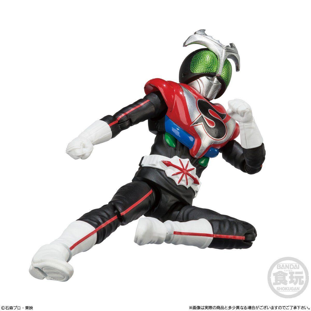 【食玩】SHODO-X『仮面ライダー8』可動フィギュア 10個入りBOX-008