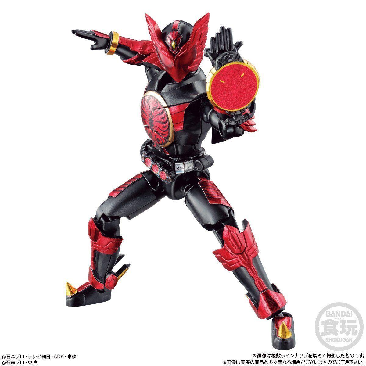 【食玩】SO-DO CHRONICLE『層動 仮面ライダーオーズCOMBOCHANGE2』10個入りBOX-002
