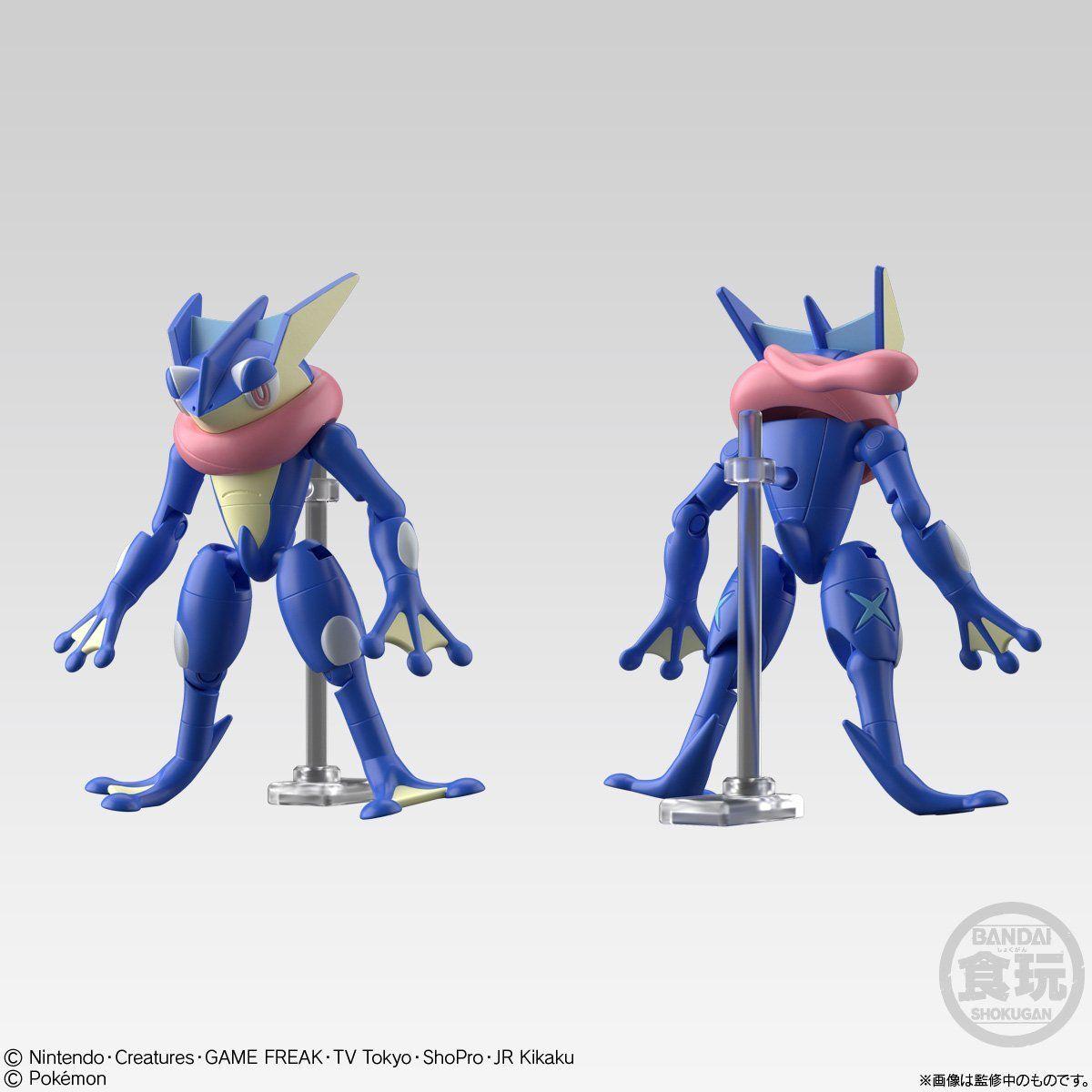 【食玩】SHODO『ポケモン2』可動フィギュア 10個入りBOX-002