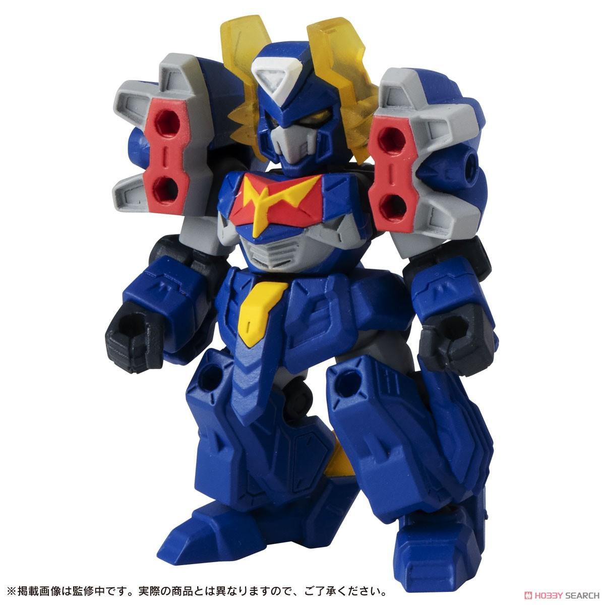 ガシャポン『ROBOT CONCERTO 02』10個入りBOX-001
