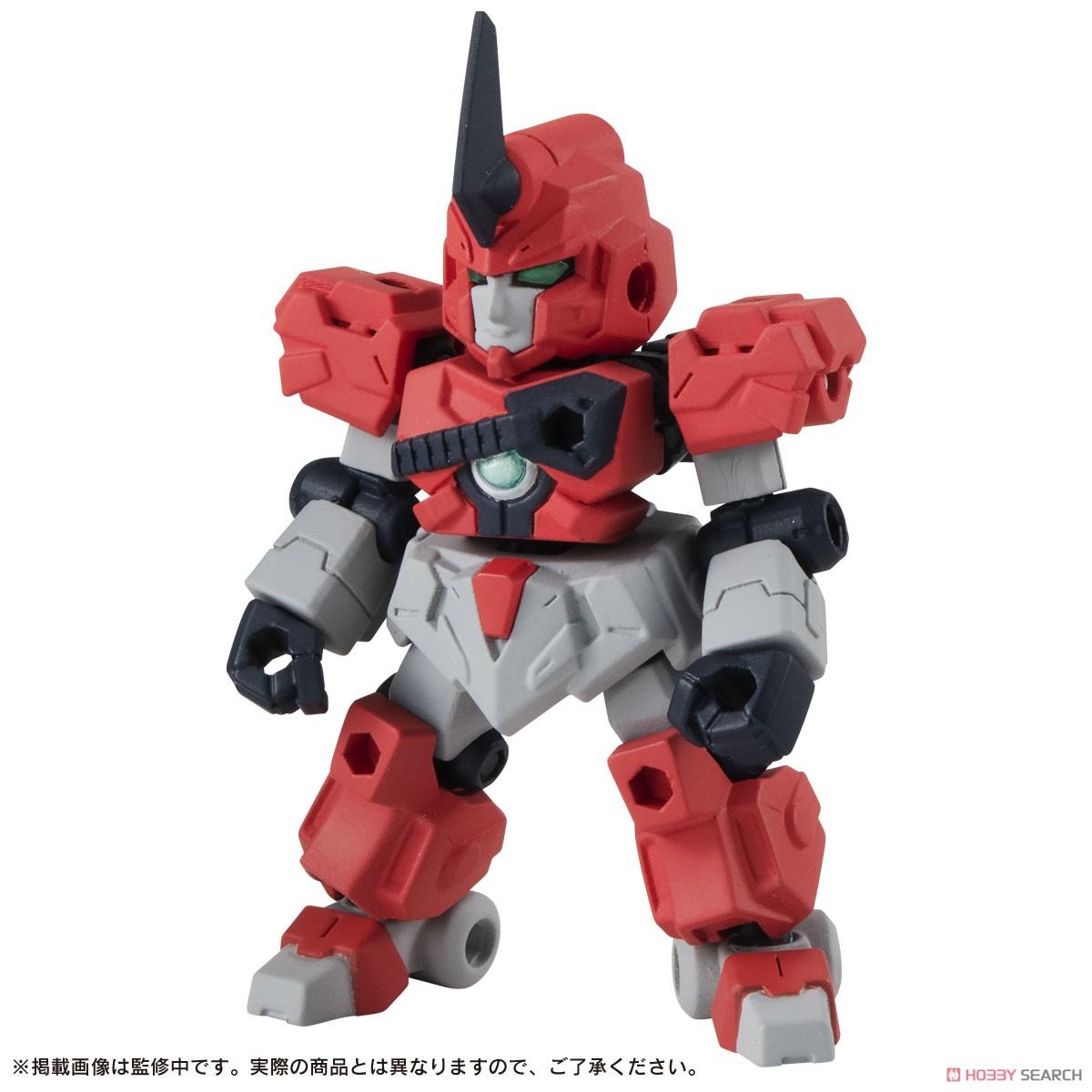 ガシャポン『ROBOT CONCERTO 02』10個入りBOX-003