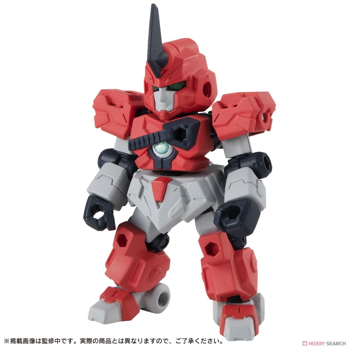 ガシャポン『ROBOT CONCERTO 02』10個入りBOX-004