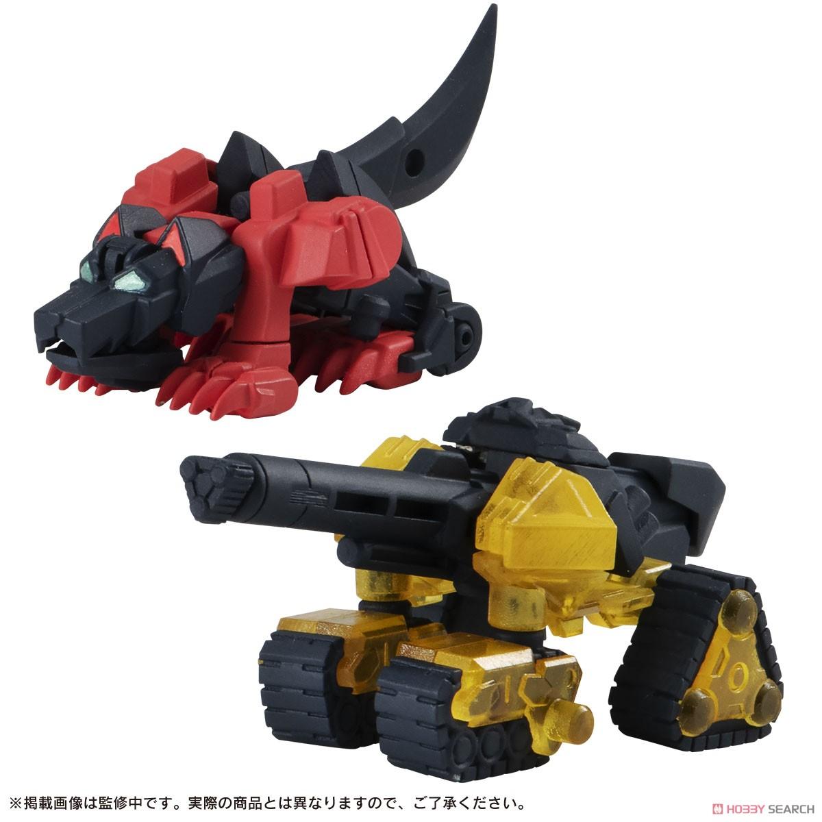 ガシャポン『ROBOT CONCERTO 02』10個入りBOX-005