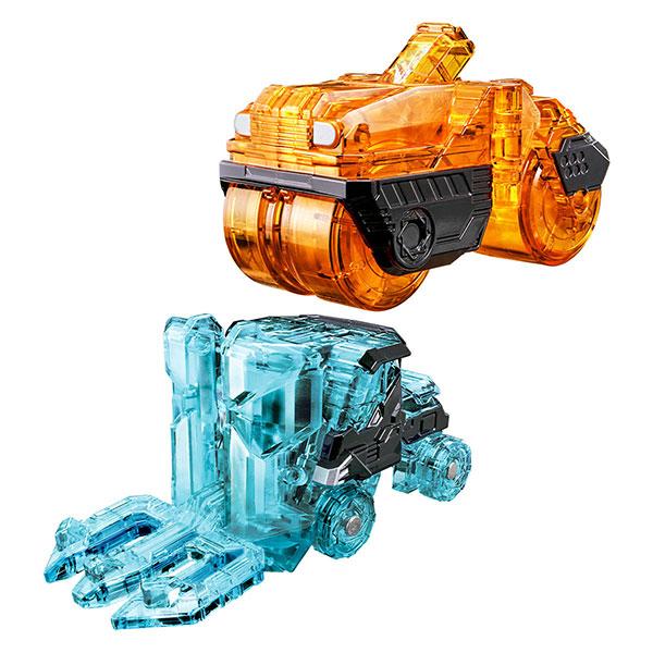 キラメイジャー ウェポン魔進シリーズ01『DX魔進ローランド&魔進リフトンセット』可変可動フィギュア