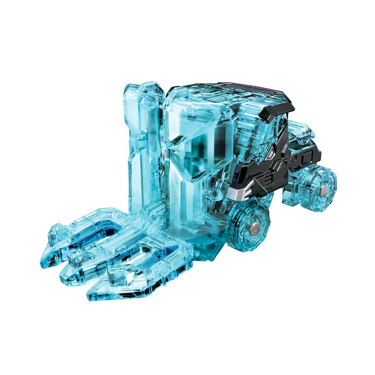 キラメイジャー ウェポン魔進シリーズ01『DX魔進ローランド&魔進リフトンセット』可変可動フィギュア-003