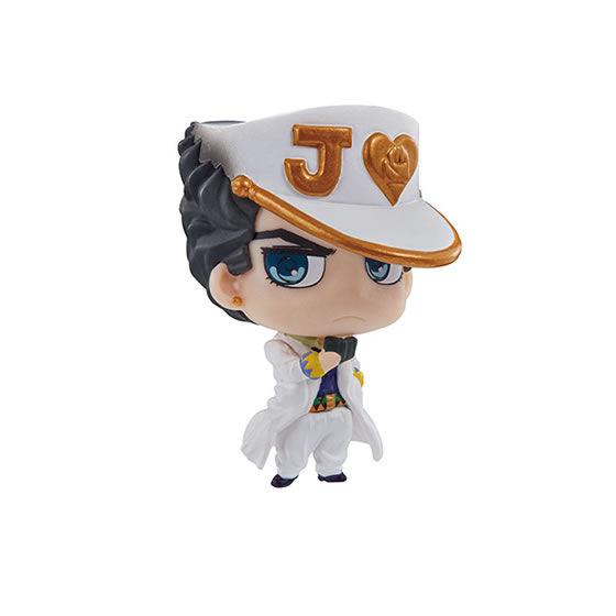 【ガシャポン】ジョジョコレ『ジョジョの奇妙な冒険 ダイヤモンドは砕けない カプセルフィギュアコレクション02』デフォルメフィギュア-001