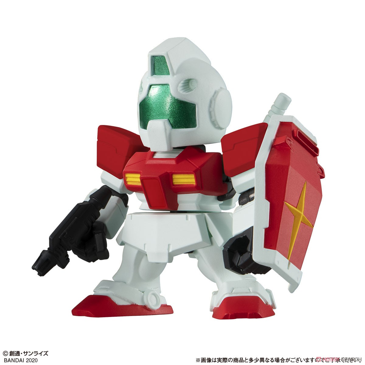 機動戦士ガンダム『ガシャポン戦士フォルテ11』12個入りBOX-003