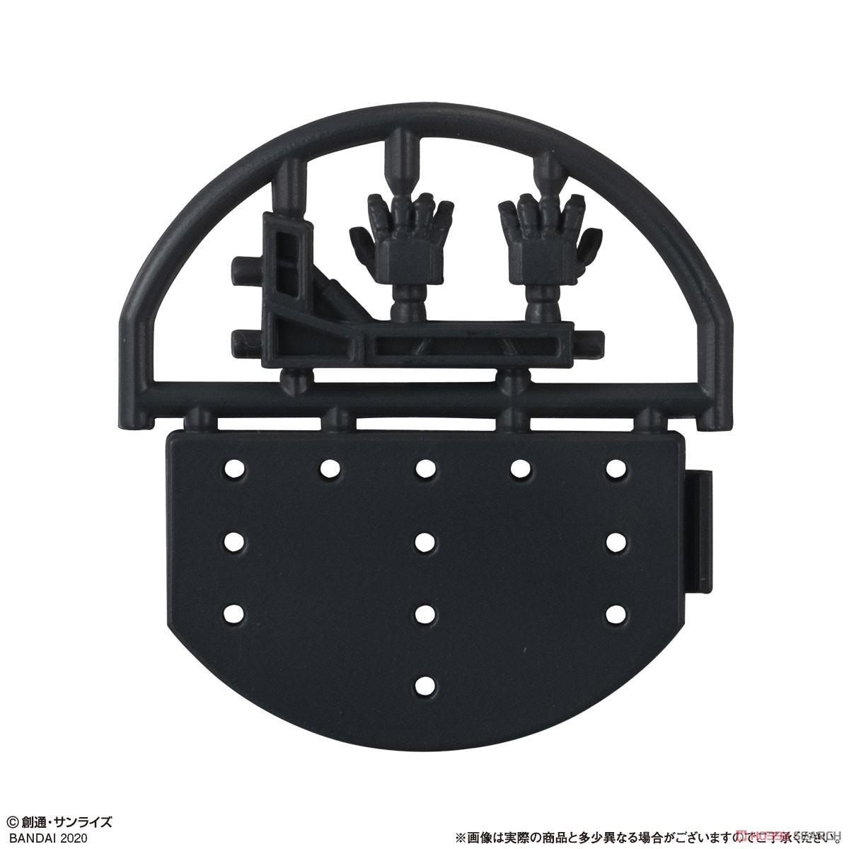 機動戦士ガンダム『ガシャポン戦士フォルテ11』12個入りBOX-009