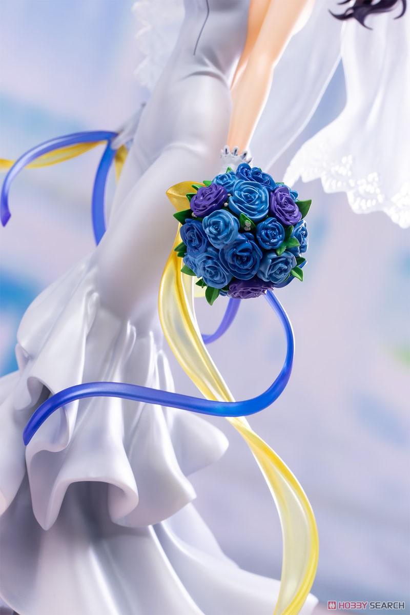 グリッドマン『宝多六花 ウエディングドレスver.』SSSS.GRIDMAN 1/8 完成品フィギュア-012