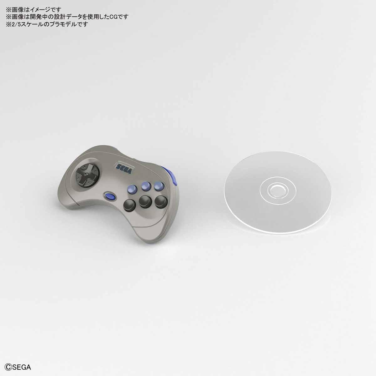 BEST HIT CHRONICLE『セガサターン(HST-3200)』2/5 プラモデル-003