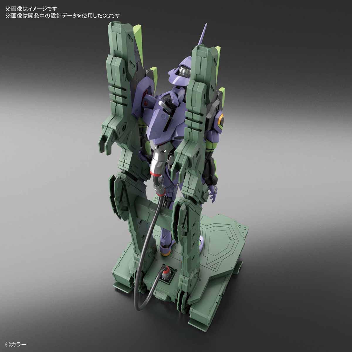 RG『汎用ヒト型決戦兵器 人造人間エヴァンゲリオン初号機』プラモデル-013