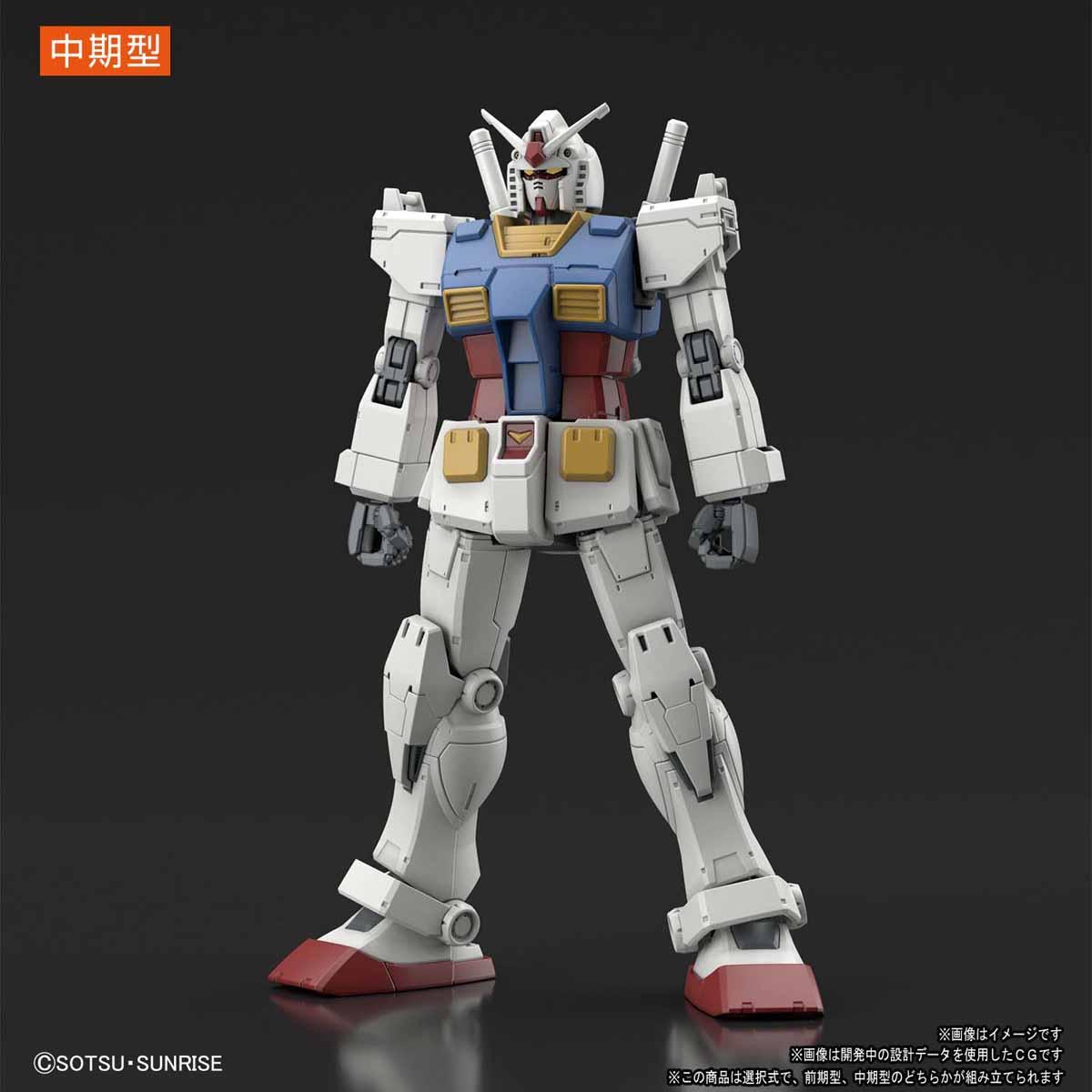 HG 1/144『RX-78-02 ガンダム(GUNDAM THE ORIGIN版)』プラモデル-003