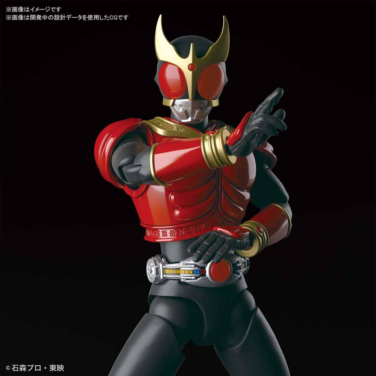 Figure-rise Standard『仮面ライダークウガ マイティフォーム』プラモデル-001